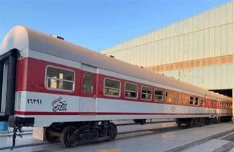 السكة الحديد: تغيير بعض عربات القطارات من عادية إلى محسنة «تحيا مصر» اعتبارًا من الثلاثاء المقبل