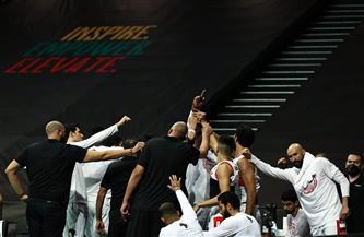 اتحاد السلة يهنئ الزمالك بعد تتويجه ببطولة إفريقيا