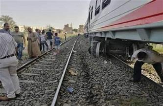 مصدر بالسكة الحديد: تشغيل الخط الطالع في الاتجاهين عند محطة ببا لمنع توقف الحركة