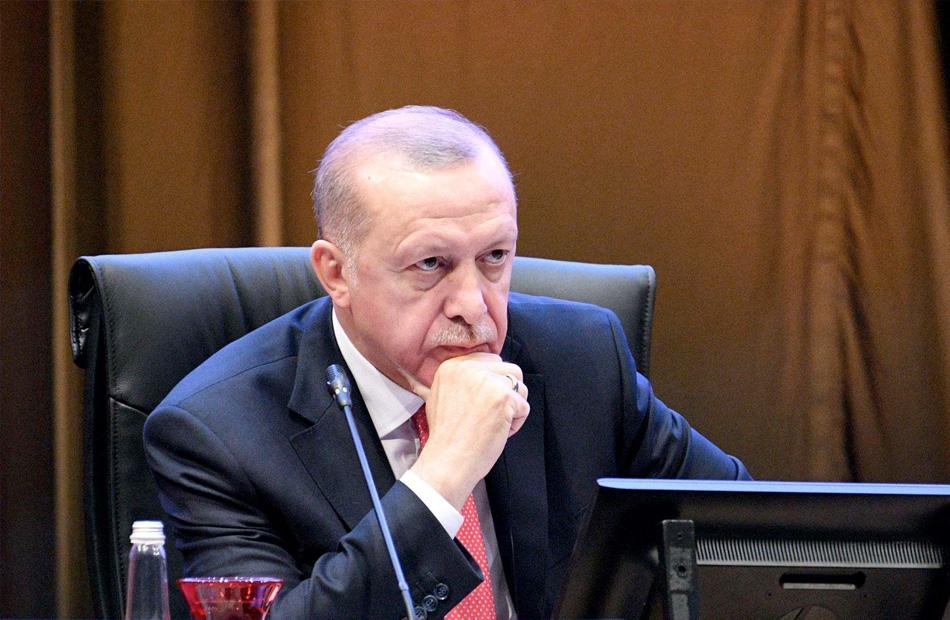 أردوغان تركيا لا تستطيع تحمل  عبء هجرة إضافية  من أفغانستان