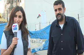 بعد فقد 22 من عائلته.. مواطن فلسطيني: موقف مصر الإنساني يتجلى في الأزمات ونشكر القيادة المصرية | فيديو
