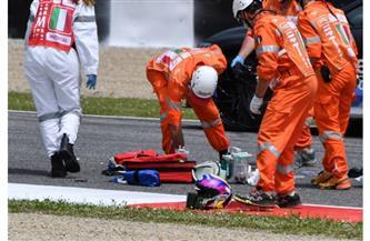 وفاة الدرّاج السويسري  دوباسكييه بعد حادث في التجارب
