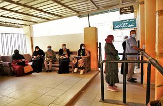 لمنع التكدس.. تخصيص مكان إضافي للمواطنين في مكتب توثيق الخارجية بديوان محافظة الغربية | صور