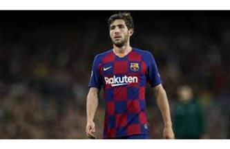 مانشستر سيتي يفاوض برشلونة لضم سيرجيو روبيرتو