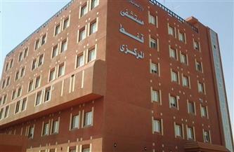 خروج 10 حالات كورونا من مستشفى قفط التعليمي بقنا