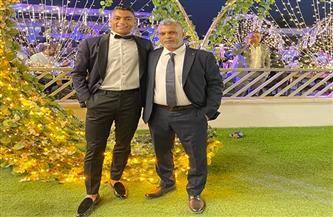 """مصطفى محمد يوجه رسالة مؤثرة لوالده: """"بحبك يا سندي"""""""