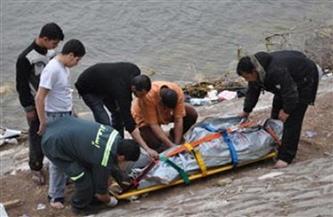 انتشال جثة شاب لقي مصرعه غرقا في الرياح التوفيقي بالقناطر الخيرية