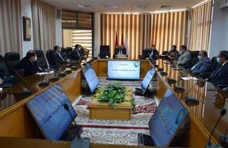 جامعة بورسعيد تمنح 14 باحثًا درجات الماجستير والدكتوراه