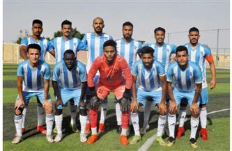 بورفؤاد يرفع شعار الفوز أمام رأس البر للصعود للقسم الثانى