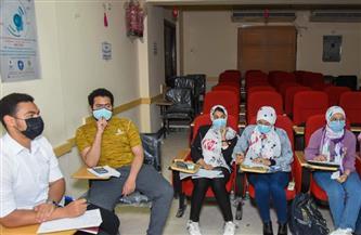 بمشاركة 12 طالبًا وطالبة.. تعليم بورسعيد تشهد انطلاق مسابقة أوائل الطلبة للثانوية العامة | صور