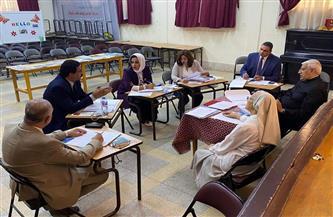 تفاصيل اجتماع اللجنة المُصغرة من الأمانة العامة للمدارس الكاثوليكية بمصر   صور