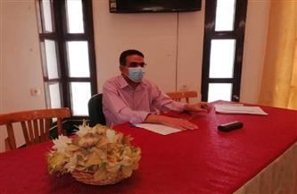 وكيل وزارة التربية والتعليم بالبحر الأحمر يجتمع مع مديري الإدارات النوعية والكنترول والمتابعة | صور