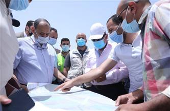تفاصيل جولة وزير النقل ومحافظ القاهرة بالدائري حول القاهرة الكبرى | صور