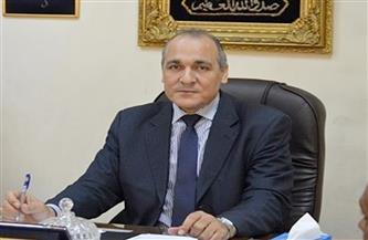 مدير التعليم بالقاهرة يتابع غرفة عمليات امتحانات الدبلومات الفنية