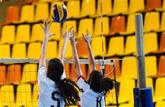 «سيدات طائرة الزمالك» يهزمن الزهور ويتأهلن لربع نهائي كأس مصر