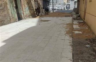 """""""الغضبان"""" يشيد بالنماذج المشرفة للمشاركة المجتمعية للأهالي بحي المناخ ببورسعيد   صور"""