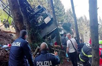 الناجي الوحيد من حادث سقوط عربة تليفريك في إيطاليا يخرج من العناية المركزة