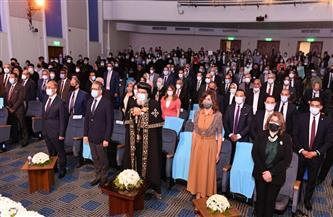 تفاصيل احتفالية معهد الدراسات القبطية وجامعة الزقازيق بعيد مجيء العائلة المقدسة لمصر | صور