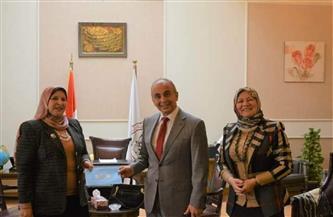 تعيين الدكتورة أمل أمين عميداً لكلية الصيدلة بجامعة الزقازيق
