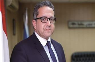 وزير السياحة والآثار: الانتهاء من معالجة الأخشاب وتغيير المتهالك منها بقصر محمد علي بشبرا
