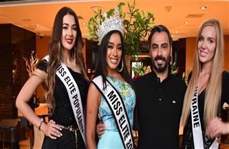 ملكة جمال مكسيكو تتوج «ميس أيليت» على نيل القاهرة | صور
