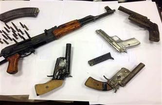 ضبط 32 قطعة سلاح غير مرخص و3 قضايا مخدرات في حملة أمنية بسوهاج