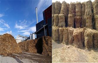 """""""التغويز"""" تقنية لتحويل المتبقيات الزراعية الصلبة إلى وقود غازى"""