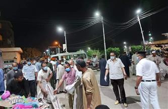 تغريم 15 مواطنا لعدم ارتداء الكمامة بإسنا جنوب الأقصر