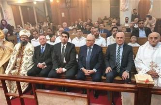 سفير مصر لدى أستراليا ينقل تهنئة الرئيس السيسي بمناسبة عيد القيامة لأبناء الجالية من الأقباط