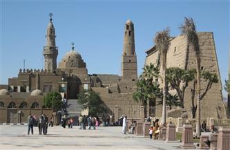 مسجد أبو الحجاج الأقصري.. «قبلة» التسامح ورسالة سلام للعالم