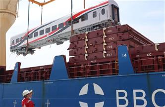 وزير النقل: وصول 52 عربة سكة حديد جديدة إلى ميناء الإسكندرية خلال أبريل | صور