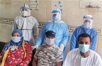 ارتفاع عدد متعافي كورونا إلى 45 حالة بمستشفى القرنة المركزي بالأقصر