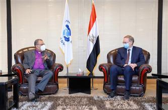 رئيس الإنجيلية يستقبل سفير الاتحاد الأوروبي بمصر