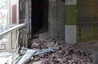 إيقاف أعمال البناء المخالف بعقار بشارع كرموز غرب الإسكندرية   صور