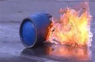 إصابة 4 مواطنين فى انفجار أسطوانة بوتاجاز بالبحيرة