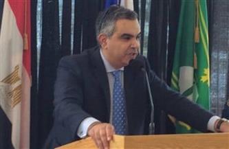 سفير مصر في واشنطن: قضية مياه النيل أخطر من أن تُترك أسيرة للوضع الداخلي في إثيوبيا