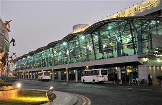 مطار القاهرة يستقبل أولى الرحلات الروسية من مطار كولتسوفو الروسي