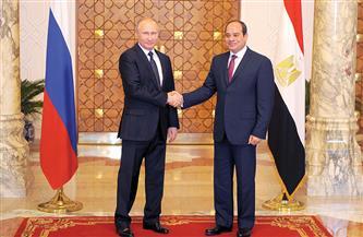 بدء تنفيذ اتفاقية التعاون الإستراتيجى.. «القاهرة - موسكو» شراكة المستقبل