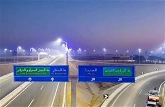 «النقل»: محاور عدلي منصور وكلابشة وسمالوط وقوص جاهزة للافتتاح | صور