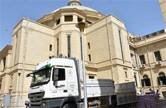 جامعة القاهرة تطلق «قافلة الخير» إلى مدن حلايب وشلاتين وأبورماد| صور