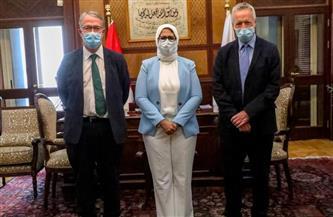 اتحاد الكليات الملكية للأطباء بإنجلترا يؤكد الاستعداد للتعاون مع مصر لبناء القوى البشرية