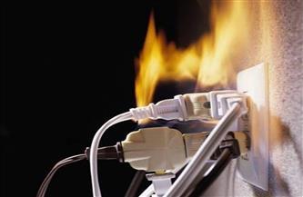 ماس كهربائي وراء اندلاع حريق شقة سكنية بمنطقة المرج