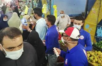 انطلاق حملات التوعية والتثقيف الصحي بشمال سيناء | صور