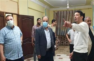 نائب رئيس «الحرية المصري» يتفقد جمعية للأيتام.. ويتناول وجبة الأفطار معهم