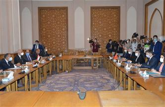 بدء جلسات المباحثات المصرية التركية بالقاهرة | صور