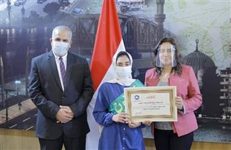 محافظ دمياط تكرم الفائزين في مسابقة القرآن الكريم احتفالاً بليلة القدر | صور