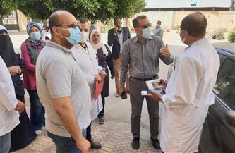 وكيل صحة دمياط يتفقد مستشفى الصدر ويؤكد كفاءة شبكة الغازات    صور
