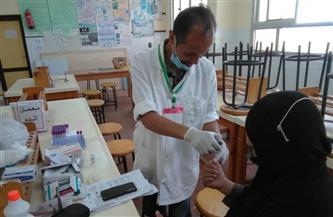 الكشف على 1110 مواطنين بقرية أم القرى بكفر الشيخ في قافلة طبية مجانية | صور