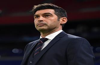 باولو فونسيكا مدرب روما: مورينيو سيقوم بعمل رائع مع الفريق