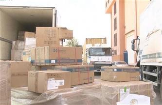 مركز الملك سلمان للإغاثة يسلم مساعدات طبية لوزارة الصحة السودانية لمكافحة كورونا